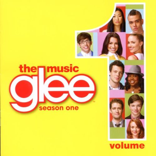 Glee Cast Alone cover art