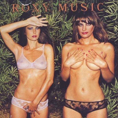 Roxy Music All I Want Is You cover art