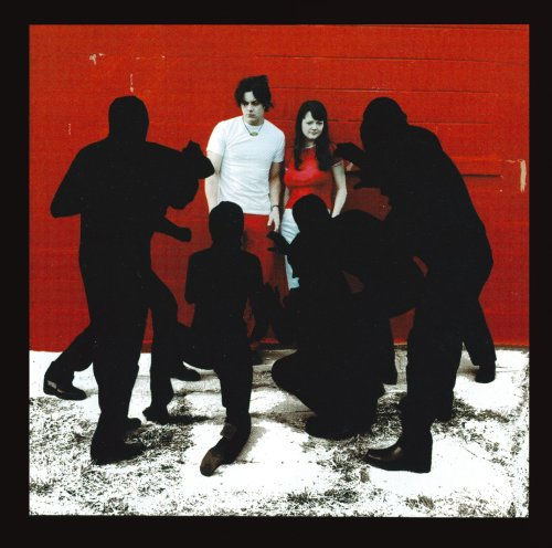 The White Stripes The Union Forever cover art