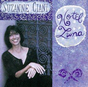 Suzanne Ciani Hotel Luna cover art