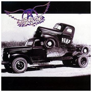 Aerosmith Janie's Got A Gun cover art