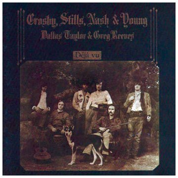Crosby, Stills, Nash & Young Our House cover art