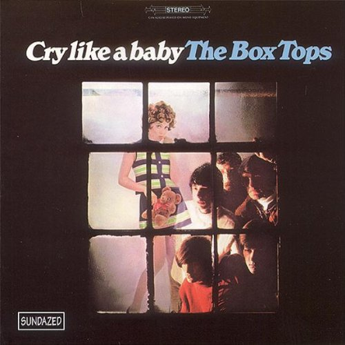 The Box Tops Cry Like A Baby cover art