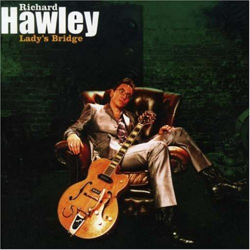 Richard Hawley Tonight The Streets Are Ours cover art