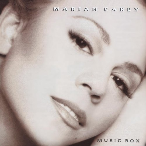 Mariah Carey Anytime You Need A Friend cover art