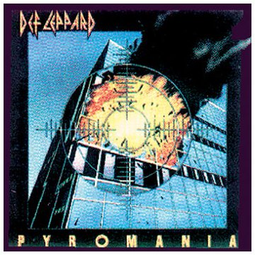 Def Leppard Rock Of Ages cover art