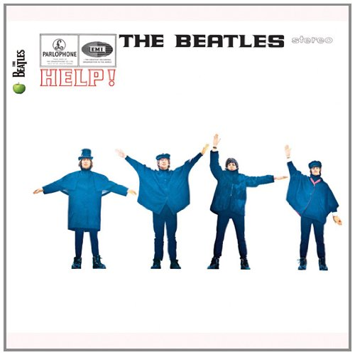 The Beatles Help! cover art