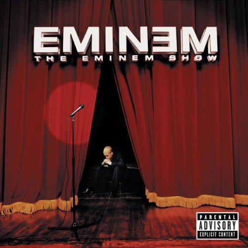 Eminem Cleanin' Out My Closet cover art