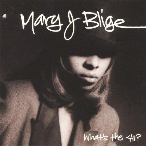 Mary J. Blige Real Love cover art