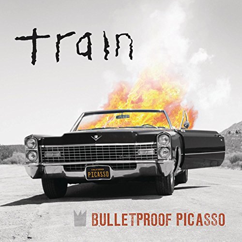 Train Angel In Blue Jeans cover art