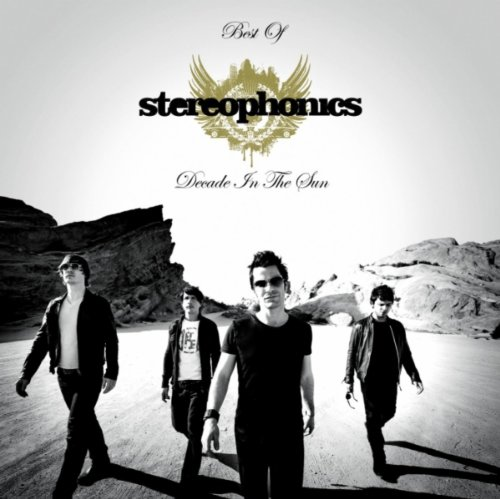 Stereophonics Superman cover art