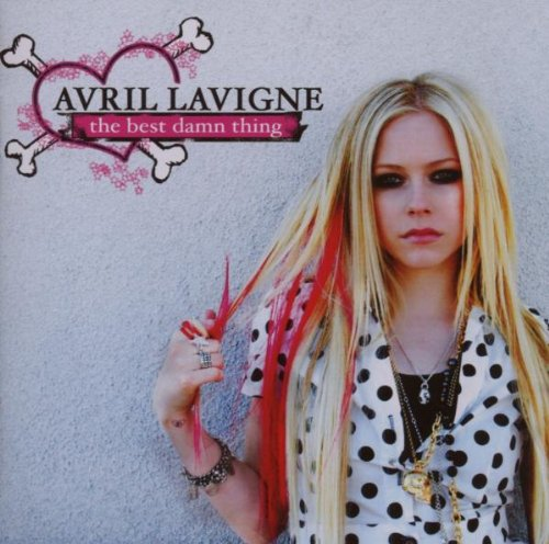 Avril Lavigne Girlfriend cover art