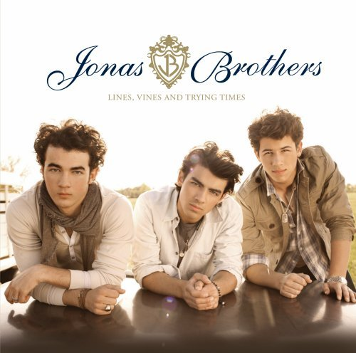 Jonas Brothers Fly With Me cover art