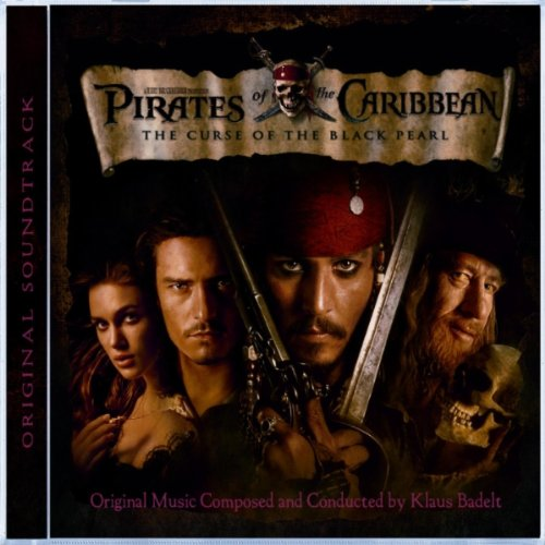 Klaus Badelt He's A Pirate (from Pirates Of The Caribbean: The Curse Of The Black Pearl) cover art
