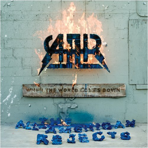 The All-American Rejects The Wind Blows cover art