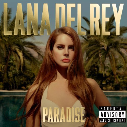 Lana Del Rey Ride cover art