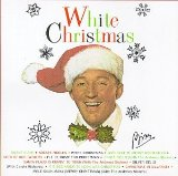 Bing Crosby White Christmas cover kunst