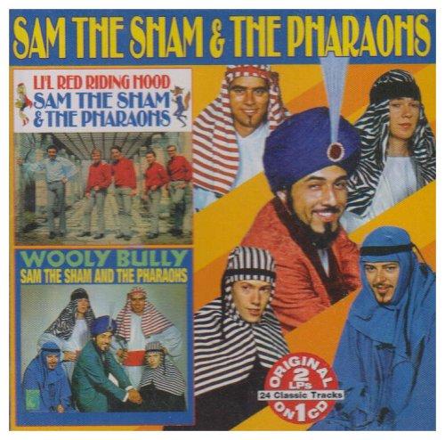 Sam The Sham & The Pharoahs Wooly Bully cover art