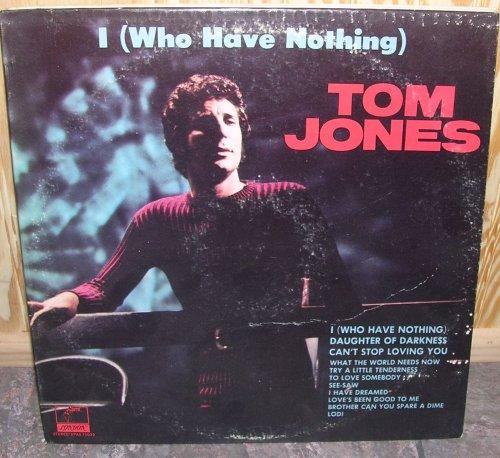 Tom Jones Daughter Of Darkness cover art