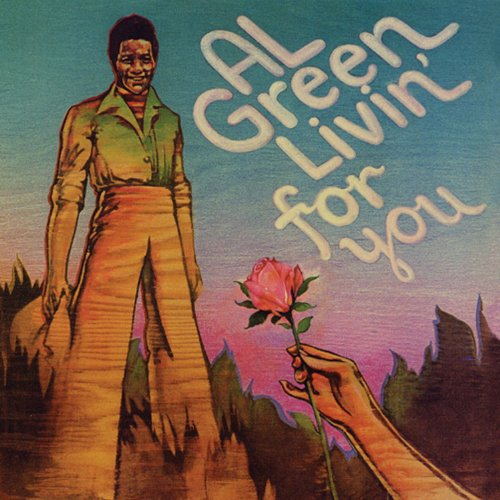 Al Green Living For You cover art