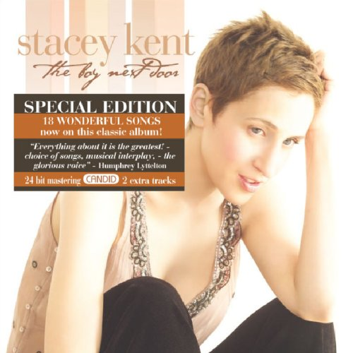 Stacey Kent What The World Needs Now Is Love cover art
