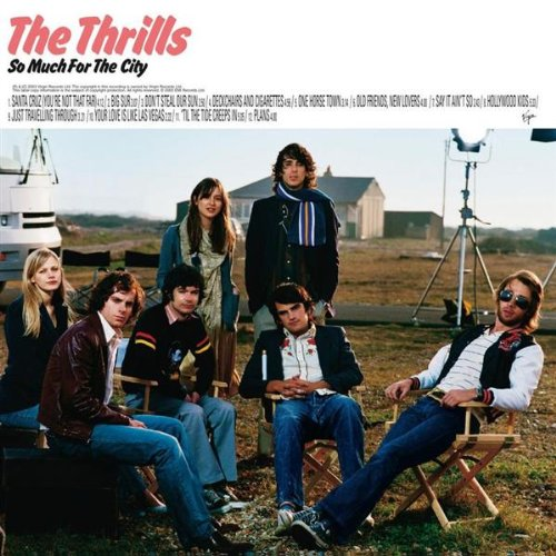 The Thrills One Horse Town cover art