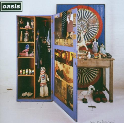 Oasis Morning Glory cover art