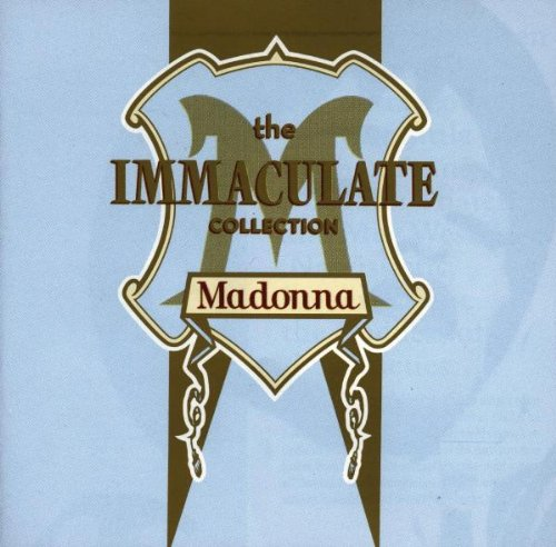 Madonna Borderline cover art