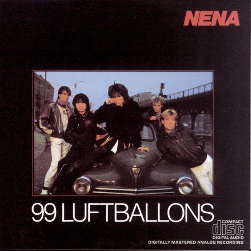 Nena 99 Red Balloons (99 Luftballons) cover art