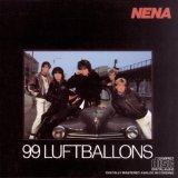 99 Red Balloons (99 Luftballons) Digitale Noter