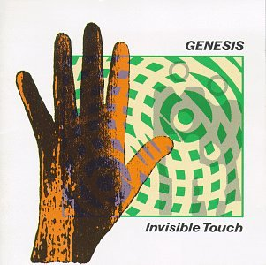 Genesis Land Of Confusion cover art