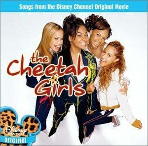 The Cheetah Girls Cheetah Sisters cover art