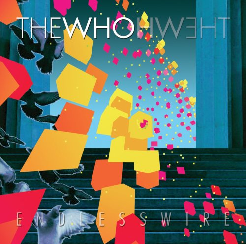 The Who Endless Wire (Extended Version) cover art