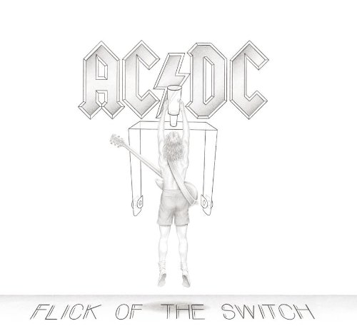 AC/DC Nervous Shakedown cover art