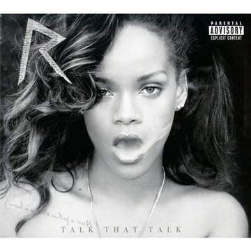 Rihanna We Found Love (feat. Calvin Harris) cover art