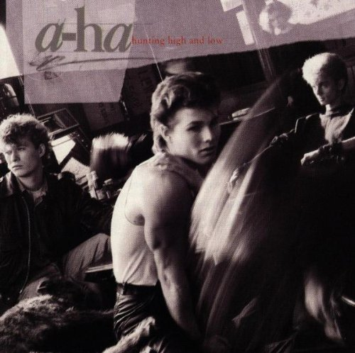 A-Ha Hunting High And Low cover art