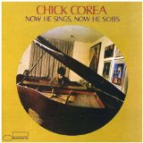 Chick Corea Now He Sings, Now He Sobs cover kunst