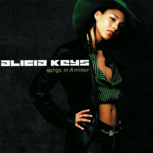 Alicia Keys Fallin' cover art