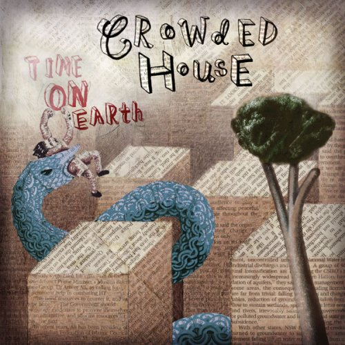 Crowded House Don't Stop Now cover art