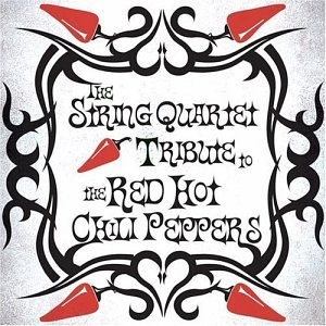 Red Hot Chili Peppers Fortune Faded cover art
