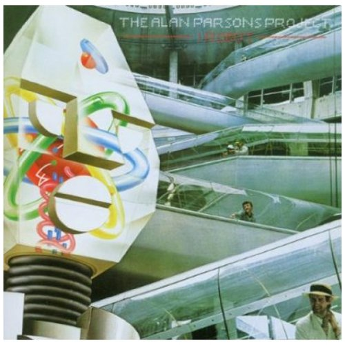 The Alan Parsons Project Don't Let It Show cover art