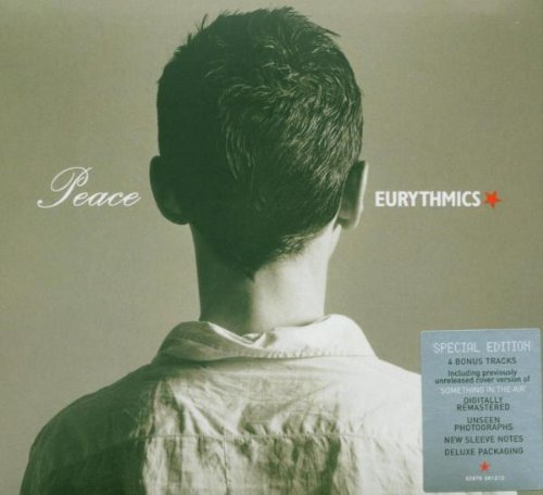 Eurythmics I Saved The World Today cover art