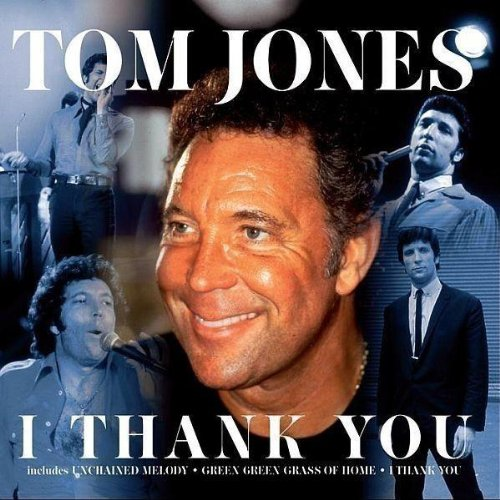 Tom Jones Green Green Grass Of Home cover art