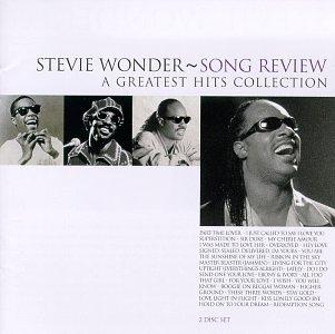 Stevie Wonder He's Misstra Know-It-All cover art