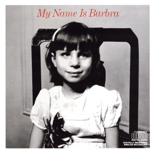Barbra Streisand My Man (Mon Homme) cover art