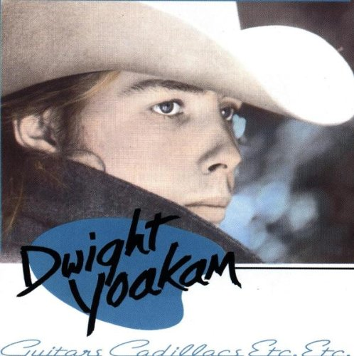 Dwight Yoakam Heartaches By The Number cover art