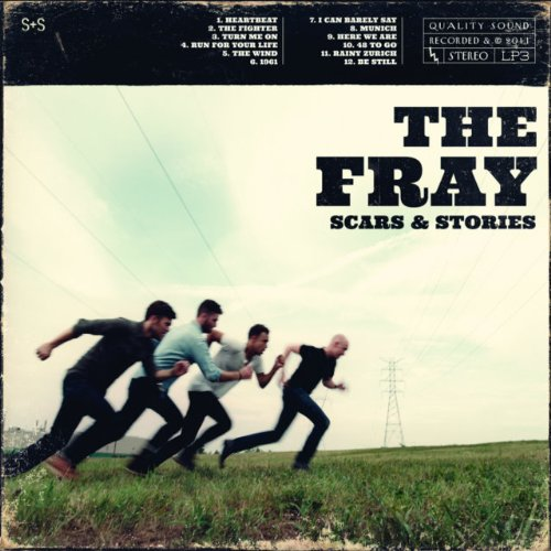 The Fray 1961 cover art