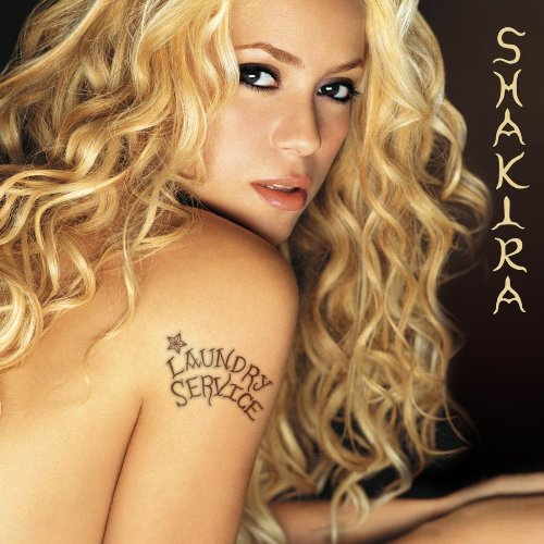 Shakira Fool cover art