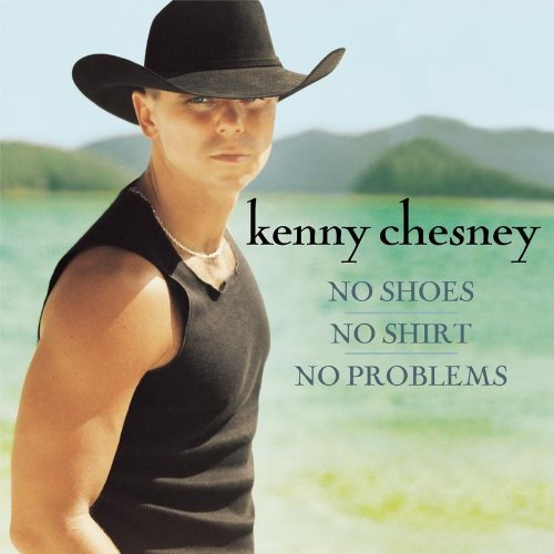 Kenny Chesney On The Coast Of Somewhere Beautiful cover art