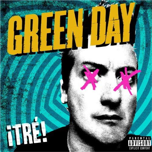 Green Day The Forgotten cover art